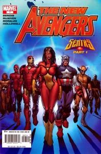 The New Avengers 7 InvestComics