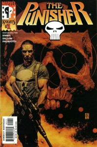 The Punisher #1 Marvel Knights 12 ISSUE LIMITED 2000 InvestComics