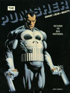 The Punisher Return To Big Nothing InvestComics