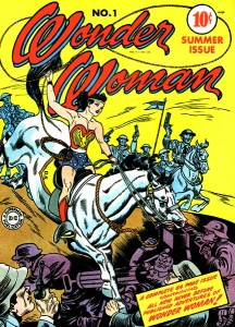 Wonder Woman 1 InvestComics