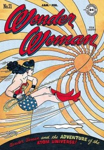 Wonder Woman 21 InvestComics