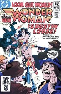 Wonder Woman 288 InvestComics
