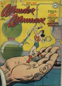 Wonder Woman 31 InvestComics
