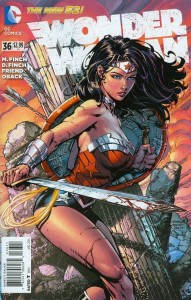 Wonder Woman 36 InvestComics