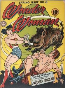 Wonder Woman 8 InvestComics