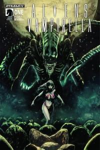 Aliens Vampirella 1 InvestComics
