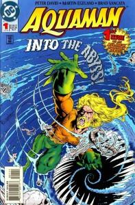Aquaman VOL 5 1 1994 InvestComics
