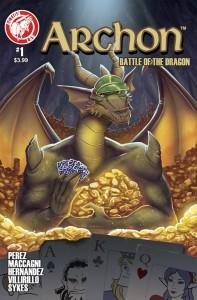 Archon Battle of the Dragon 1 InvestComics