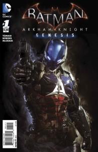 Batman Arkham Knight Genesis 1 InvestComics