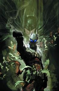 Batman Arkham Knight Genesis 1 Sejic InvestComics