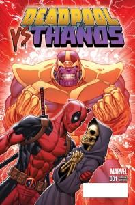 Deadpool vs Thanos 1 InvestComics
