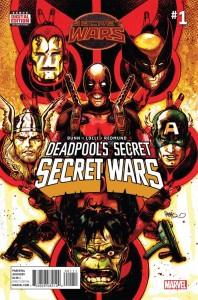 Deadpools Secret Secret Wars 1 InvestComics