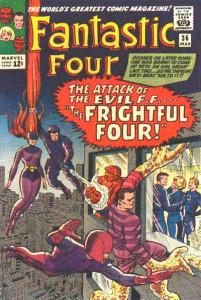 Fantastic Four 36 InvestComics