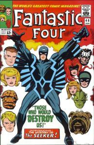 Fantastic Four 46 InvestComics