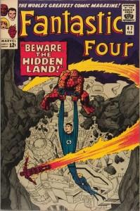 Fantastic Four 47 InvestComics