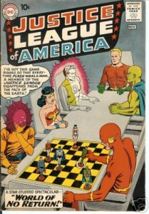 Justice League of America 1 InvestComics