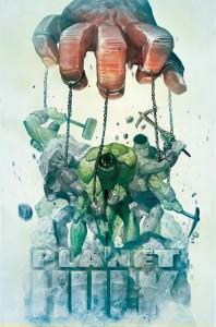 Planet Hulk 4 InvestComics