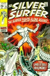 Silver Surfer 18 InvestComics