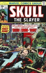 Skull The Slayer 1 InvestComics