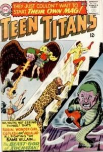 Teen Titans 1 InvestComics