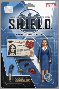 Agent Carter 1 InvestComics