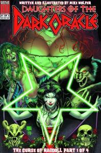 Daughters of the Dark Oracle 1 InvestComics