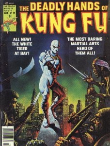 Deadly Hands of Kung Fu InvestComics