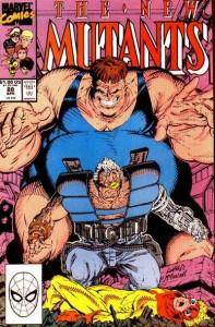 New Mutants 88 InvestComics