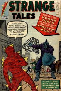 Strange Tales 111 InvestComics