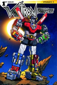 Voltron From The Ashes #1 InvestComics