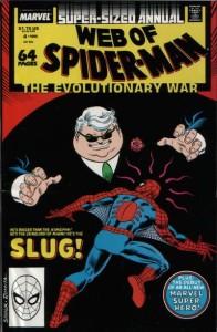 Web of Spider-Man Annual 4 InvestComics