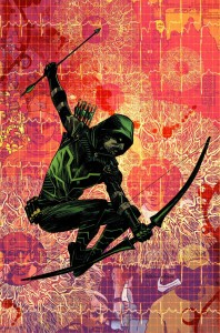 Green Arrow Annual 1 InvestComics