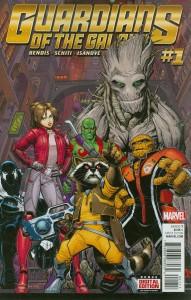 Guardians of the Galaxy 1 InvestComics
