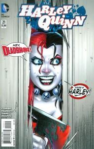 Harley Quinn 21 InvestComics