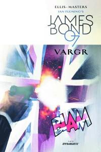 James Bond 1 InvestComics