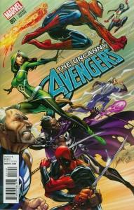 Uncanny Avengers 1 InvestComics