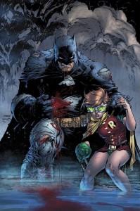 Batman Dark Knight III Lee