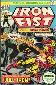 Iron Fist 1 InvestComics