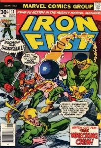 Iron Fist 11 InvestComics