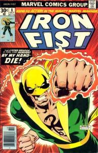 Iron Fist 8 InvestComics