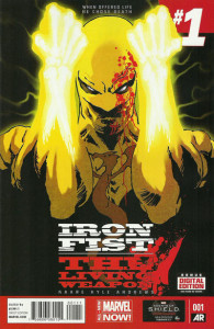 Iron Fist The Living Weapon 1