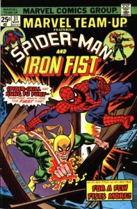 Marvel Team Up 31