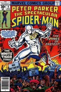 Spectacular SpiderMan 9 InvestComics