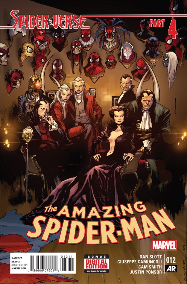 Spider Verse Part 4 InvestComics