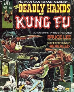 The Deadly Hands Of Kung-Fu 1 InvestComics