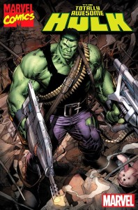 Totally Awesome Hulk 1
