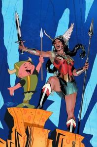 Wonder Woman 46