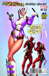 Gwenpool Special J Scott Campbell