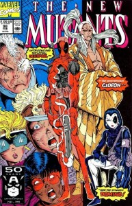 New Mutants 98