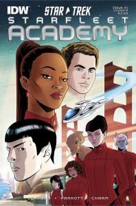 Star Fleet Academy 1
